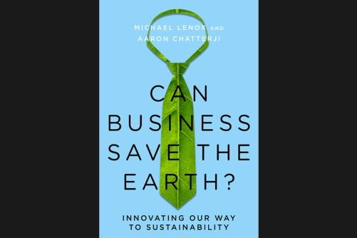 Considering the Business Community as a Path to Sustainability