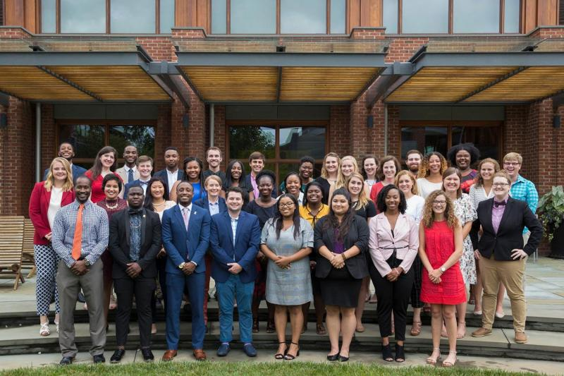 UVA's Virginia College Advising Corps Selects 36 New Advisers