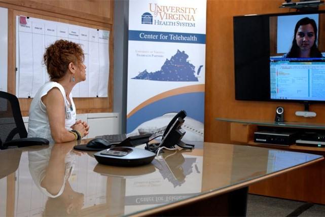 UVA Delivers 1,000th Telestroke Consultation