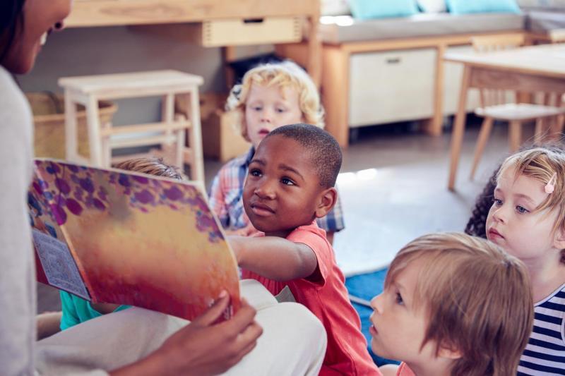 Virginia Legislature Expands UVA's Kindergarten Readiness Program Statewide