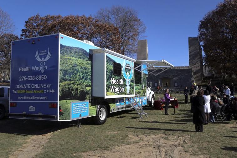UVA Telehealth Partner 'The Health Wagon' Earns Accreditation