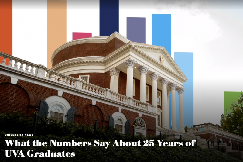 What the Numbers say About 25 Years of UVA Graduates